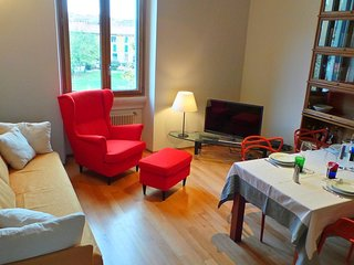 Apartment 263 m from the center of Milan with Internet, Air conditioning, Washin