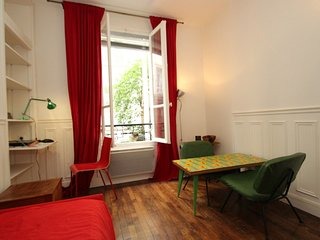 1.5 km from the center of Paris with Internet, Washing machine (326149)