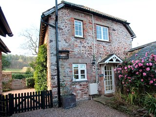 Luccombe Cottage, Luccombe - Nestled at the foot of Dunkery, a country cottage -