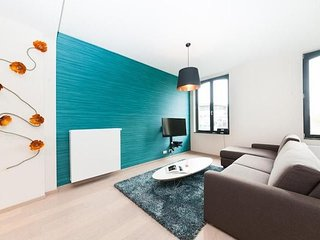 Apartment 273 m from the center of Liège with Lift, Terrace (623618)
