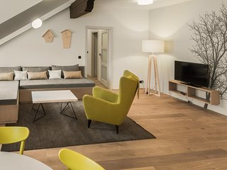 Apartment in the center of Prague with Lift, Parking (706454)