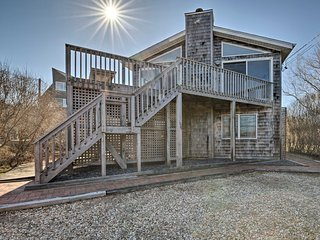 Lavish Montauk Home w/Deck - Steps From the Beach!
