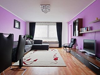 Apartment in Hanover with Internet, Parking, Balcony, Washing machine (524728)