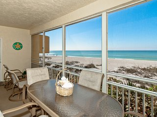 NEW! Ideal 2BR Anna Maria Island Beachfront Condo!