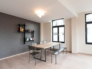 Apartment 273 m from the center of Liège with Lift (623563)