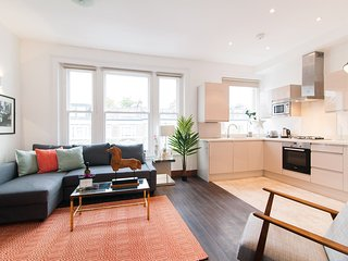 Apartment in London with Internet, Washing machine (535850)