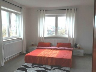 1.1 km from the center of Hanover with Internet, Parking (718675)