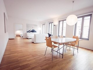 Apartment 461 m from the center of Berlin with Internet (379962)