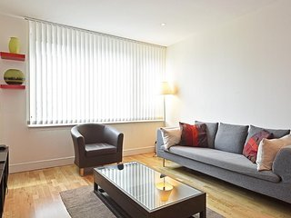 1.5 km from the center of London with Internet, Air conditioning, Lift, Washing