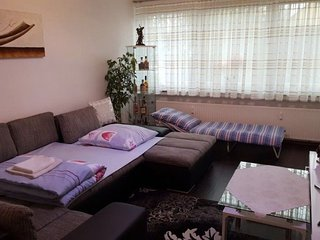 In Hanover with Internet, Parking, Balcony, Washing machine (699589)