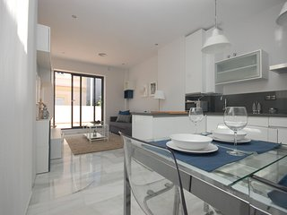 In the center of Seville with Internet, Air conditioning, Lift, Terrace (756523)