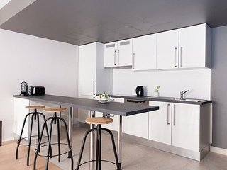 Apartment 449 m from the center of Brussels with Lift (618034)