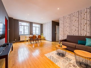 Apartment 415 m from the center of Brussels (619536)