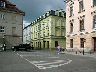 250 m from the center of Kraków with Internet (72189)