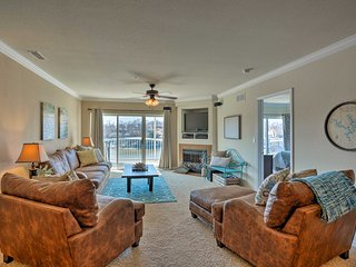 Lakefront Osage Beach Condo w/ Pool & Water Views!