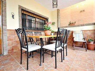 Apartment right near the 'Playa de El Palo' in Malaga with Internet, Air conditi