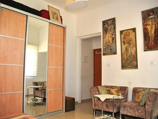 Studio apartment in the center of Tel Aviv-Yafo with Internet, Air conditioning,