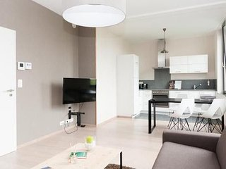 Apartment 273 m from the center of Liège with Lift (623596)