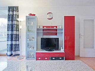 In Hanover with Internet, Parking, Balcony, Washing machine (524626)