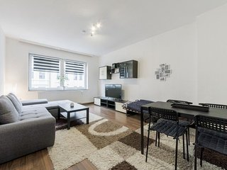 623 m from the center of Hanover with Internet, Parking, Balcony, Washing machin