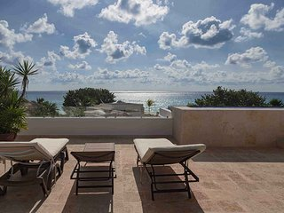 Lovely Oceanview from Your Private Rooftop. Villa Hermosita