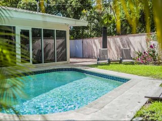 Spacious Pool Home in Lively Coconut Grove neighborhood near Restaurants, Shoppi