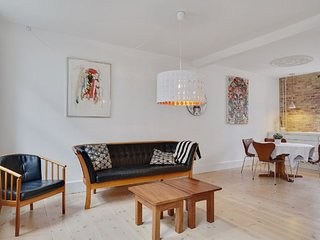Unique Copenhagen apartment and exclusive location