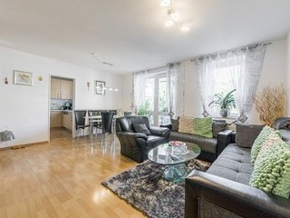 683 m from the center of Hanover with Internet, Parking, Balcony, Washing machin