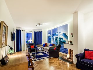 In the center of Stockholm with Internet, Lift, Balcony (443022)