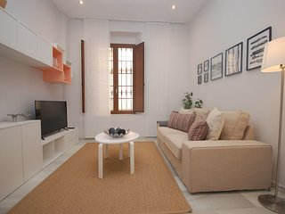 Apartment in the center of Seville with Internet, Air conditioning, Washing mach
