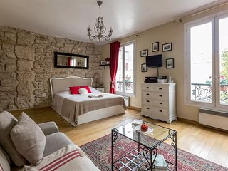Apartment 15 m from the center of Paris with Internet, Washing machine (444497)