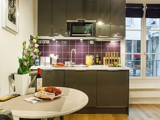 Apartment in the center of Paris with Internet, Washing machine (445050)