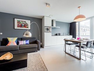 Apartment in the center of Brussels with Lift, Terrace (615570)