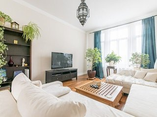 Apartment 886 m from the center of Hanover with Internet, Parking, Balcony, Wash