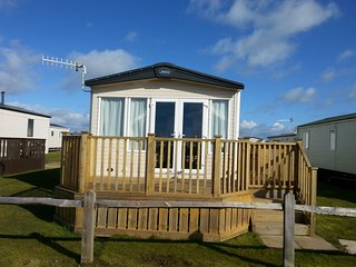 Luxury 2018 ABI Sunningdale 38ftx12ft West sands Selsey