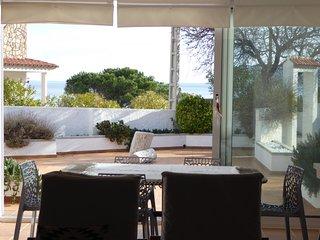 Maison Agréable avec grande terrasse vue mer
