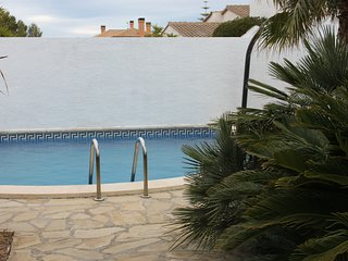 Villa Thomas con piscina privada.