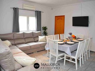Casa Costa d'en Blau 8Pax-Ideal Family