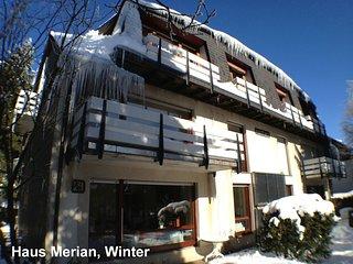 Whg. 10 Appartmenthaus Merian - Ferienwohnung 10 für 2 bis 8 Gäste