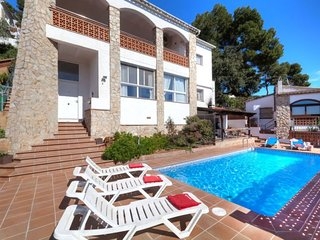 6 bedroom Villa in Regencós, Catalonia, Spain : ref 5583650