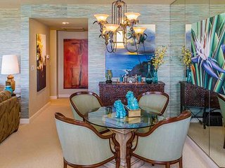 Elegant Vista Condo with Ocean-Mountain Views