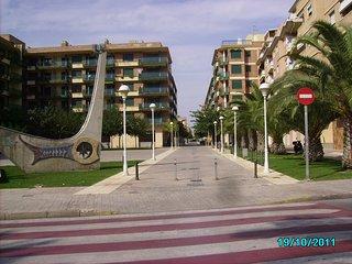 Apartamento en Benicarló. Playa a 100 m. Para 1-4 personas