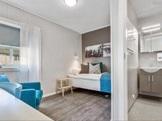 (Room 102) Mogården- Overnatting sentralt i Orkanger