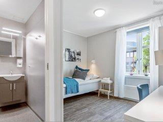 (Room 107) Mogarden- Overnatting sentralt i Orkanger