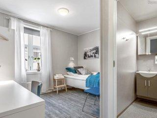 (Room 106) Mogården- Overnatting sentralt i Orkanger