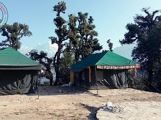 Best Camp in chopta & devriyataal/ Bedroom #6