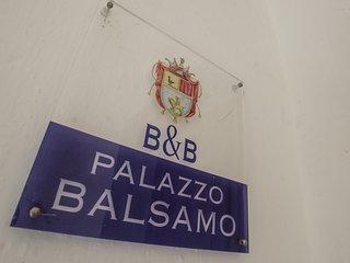 B&B Palazzo Balsamo