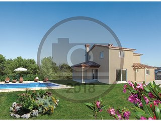 3 bedroom Villa in Cere, Istria, Croatia : ref 5582025
