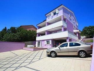 2 bedroom Apartment in Dramalj, Primorsko-Goranska Županija, Croatia : ref 55613