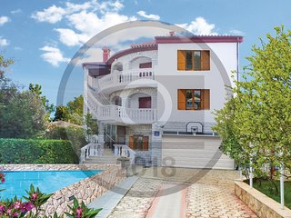 8 bedroom Villa in Paganor, , Croatia : ref 5582036